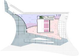 Main Floor Plan - Foyer & Auditorium